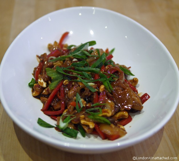 Sichuan chicken Recipe - London Unattached
