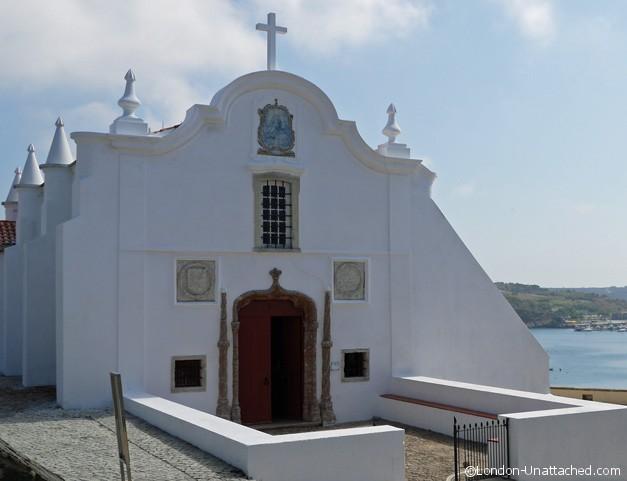 Sines Church Nossa Senhora das Salas