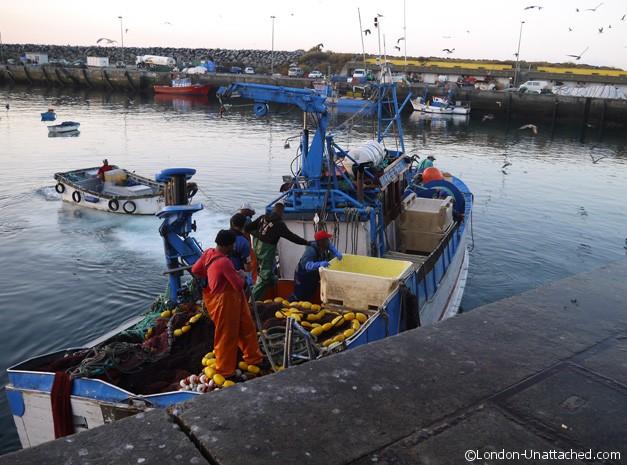 Sines Harbour 2