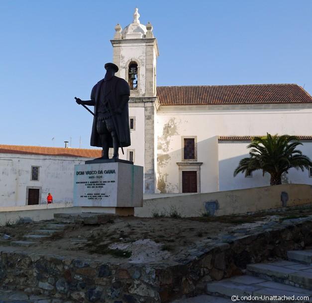 Sines - Vasco da Gama 1