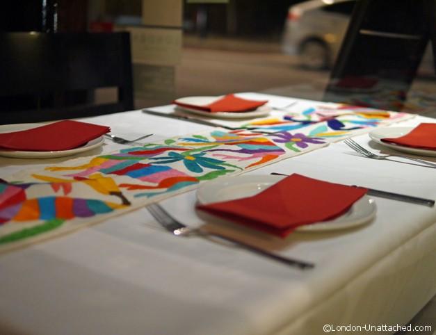 Table Setting - Mestizo
