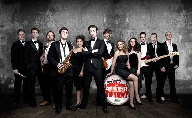 The Commitments - Shaftesbury Avenue London