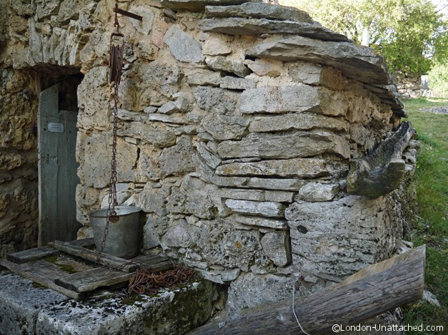 Traditional Water Storage in Causses