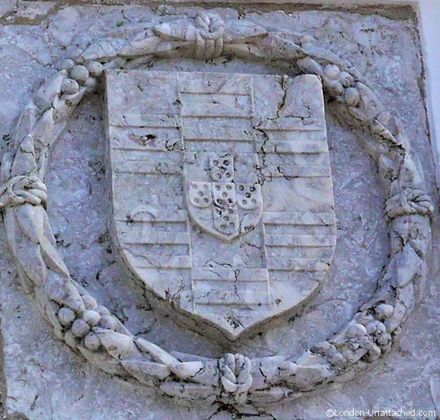 Wall Plaque Church of Nossa Senhora das Salas