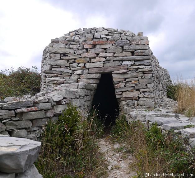 shepherds shelter - causses et cevennes
