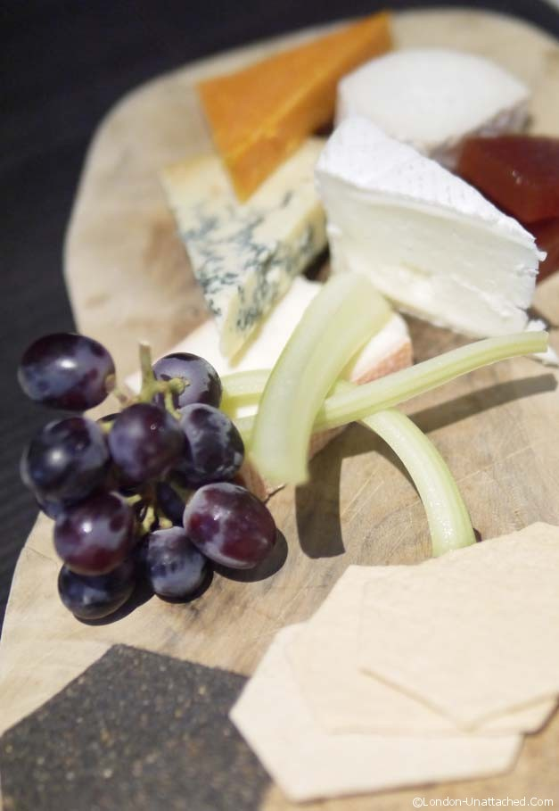 Brigade Cheese Board