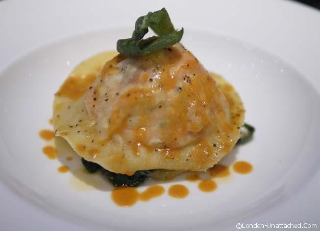 Brigade Lobster Ravioli 2