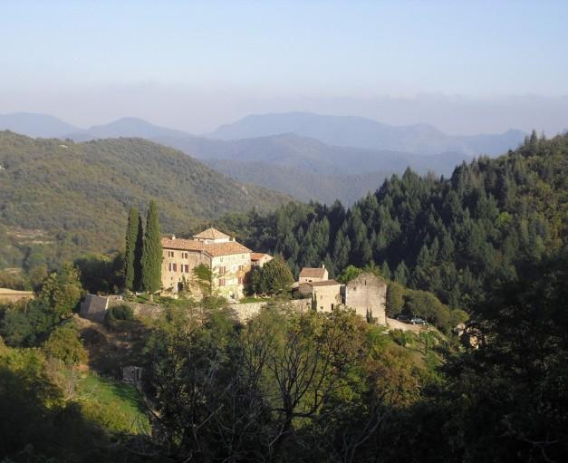 Chateau de Mandagout