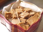Clotted Cream Fudge - Coffee Walnut