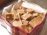 Clotted Cream Fudge - Coffee Walnut