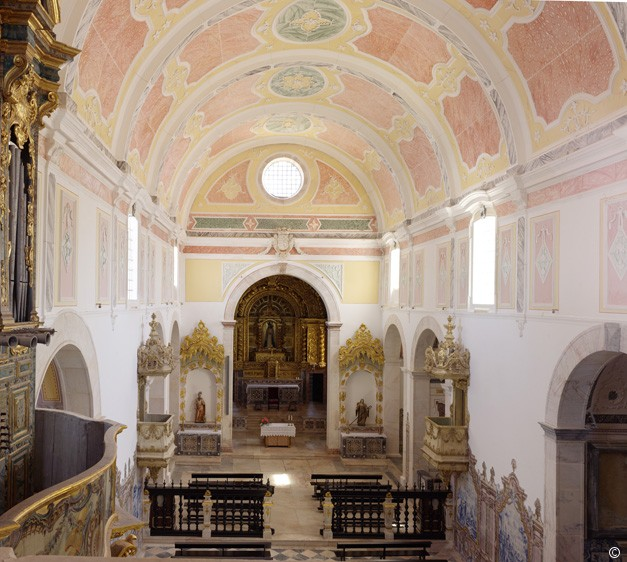 Convento do Espinheiro Alentejo - Church