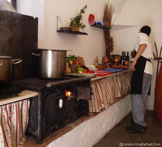 Convento Kitchen Alentejo