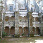 ConventoDoEspinheiro Cloisters pre restoration