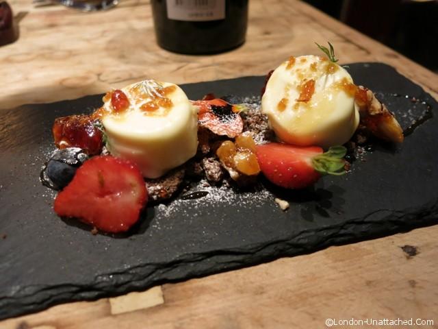 Gaucho Dessert