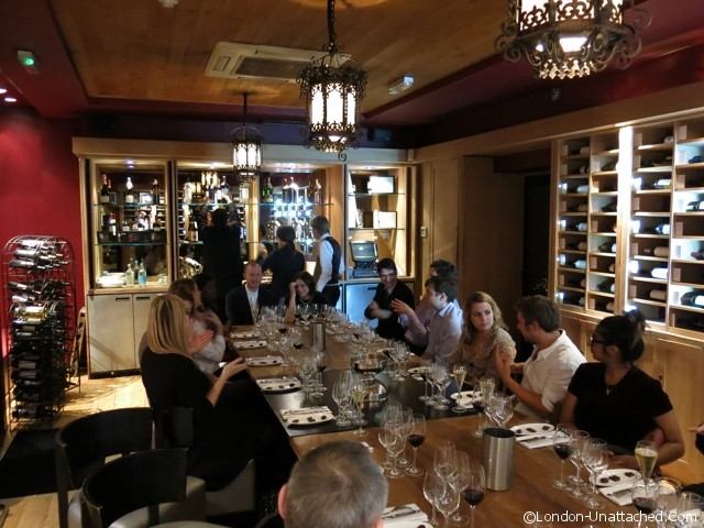 Gaucho Wine Tasting Room