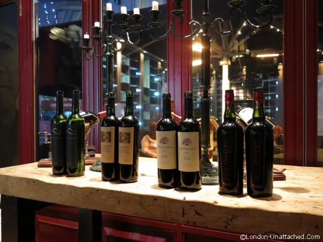 Gaucho Wine Tasting