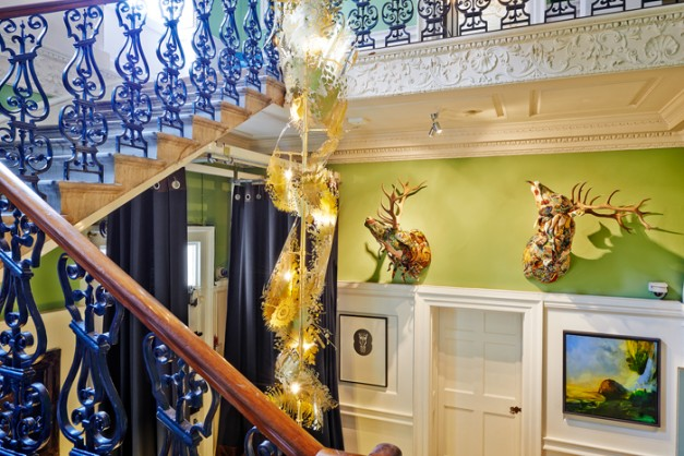 House of St Barnabas Staircase