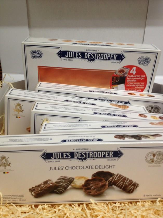 Jules Destrooper Hamper (Competition)