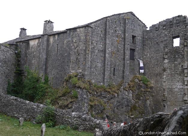 La Couvertoirade - castle
