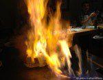 Matsuri FLAMING DESSERT
