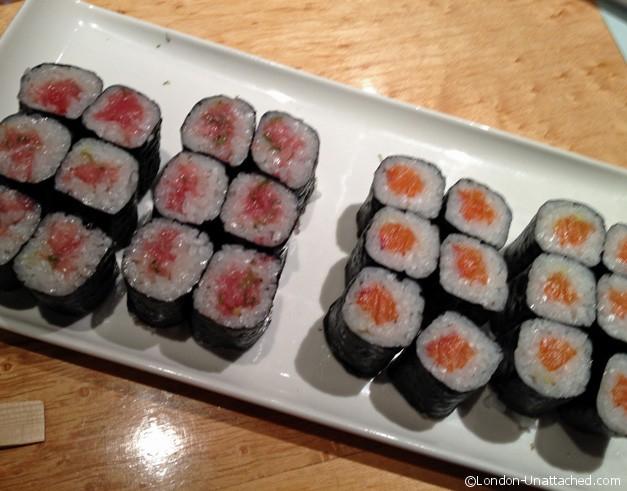 Matsuri SUSHI MAKING 3