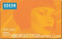 Odeon Gift Card