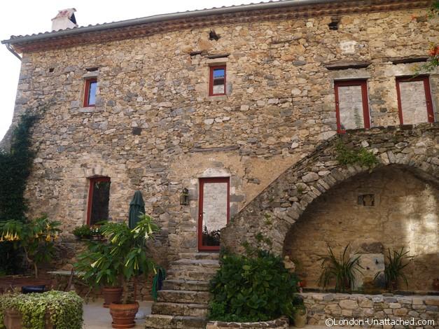 the Silk Nursery Chateau de Mandagout