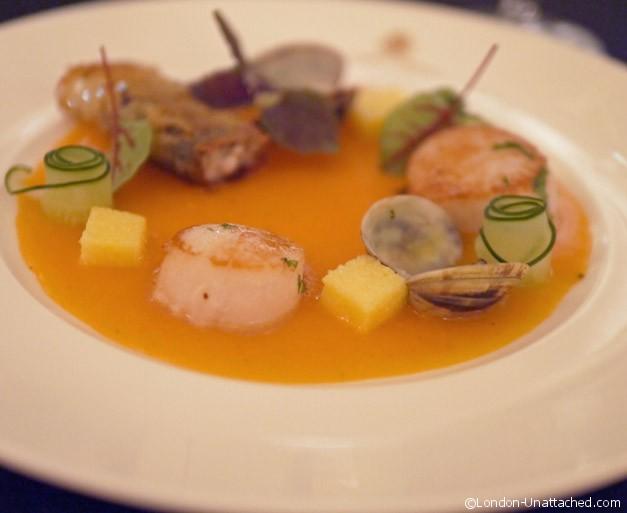 Alentejo - contemporary cuisine - convento