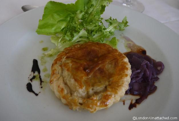 Alentejo - meat pastry (empanadas)