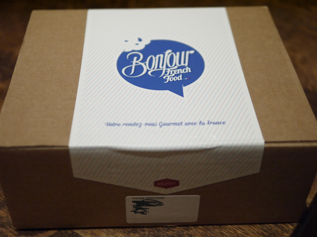Bonjour French Food Box