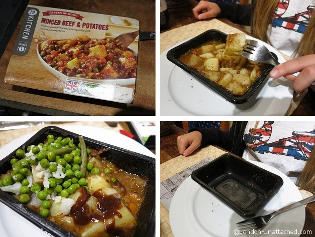 Morrisons Kitchen Beef and Potatoes