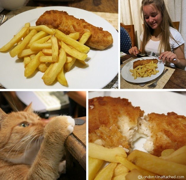Tiny Kitchen Fish And Chips: Morrisons Kitchen Tastes Of Home Ready Meals