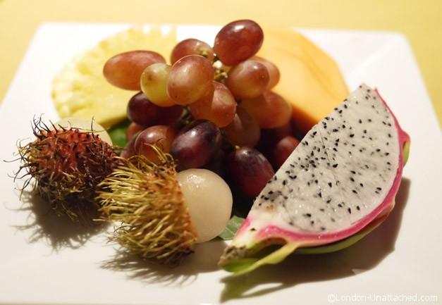Nipa Thai Fruit Platter
