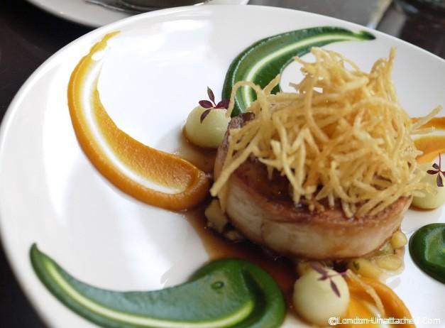 Petrichor - pork belly