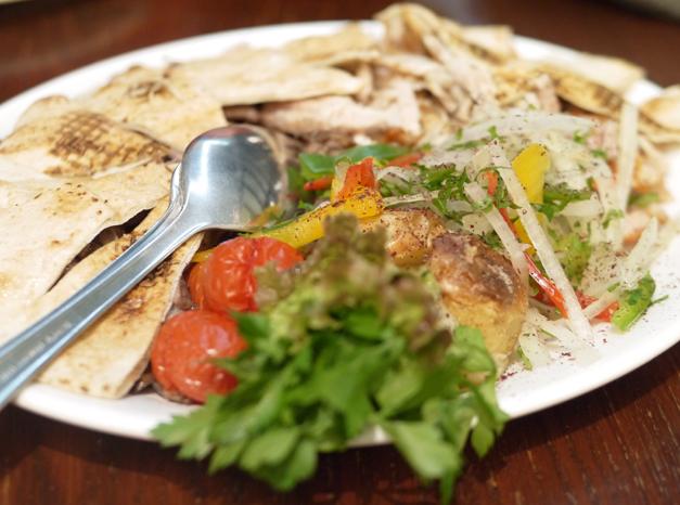 Randa Kensington - Grill Platter