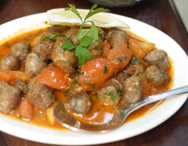 Randa Kensington - meat balls