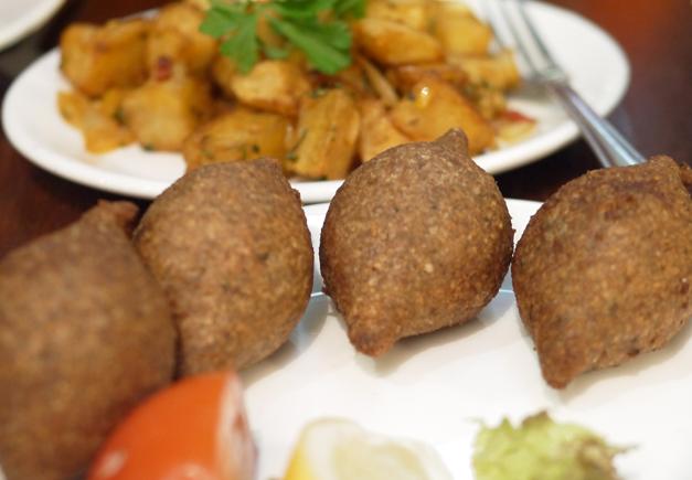Randa Restaurant - extra meat dish