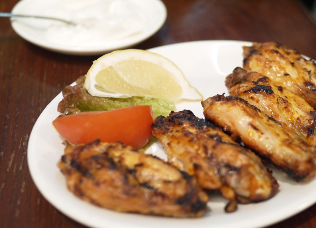 Randa Restaurant - spicy Chicken Wings