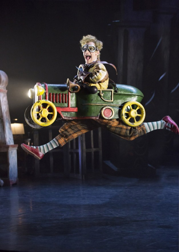 The Wind In The Willows, A Royal Opera House Production by Will