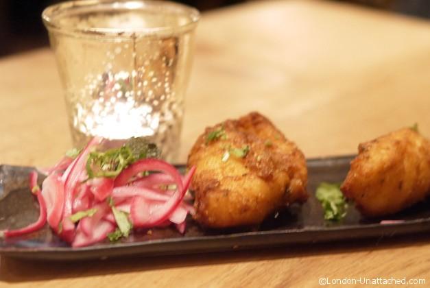 Zumbura - Grilled Fish