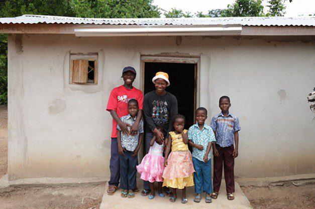 The Rainforest Alliance - Adrien & family