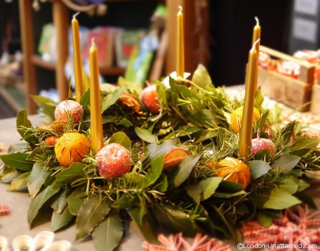 Clifton Nurseries - Christmas Wreath