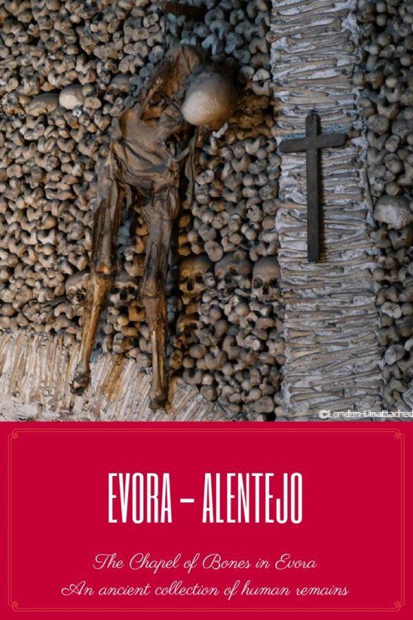 Evora Alentejo Chapel of Bones