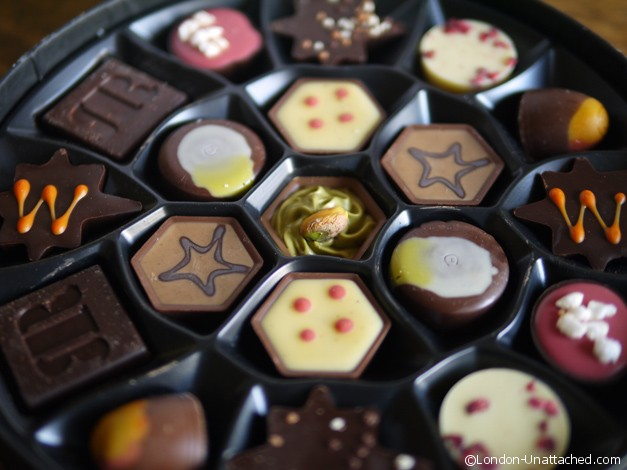 Hotel Chocolat Chocolate Christmas Treat
