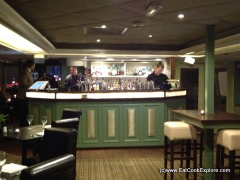 Interior Hispaniola Dining River Thames London