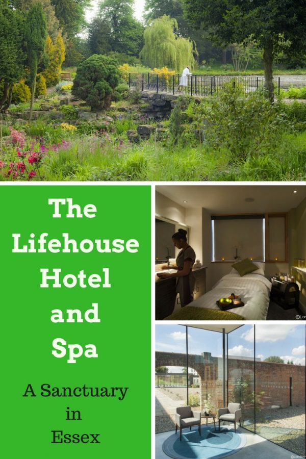 Lifehouse Hotel and Spa, Essex, England