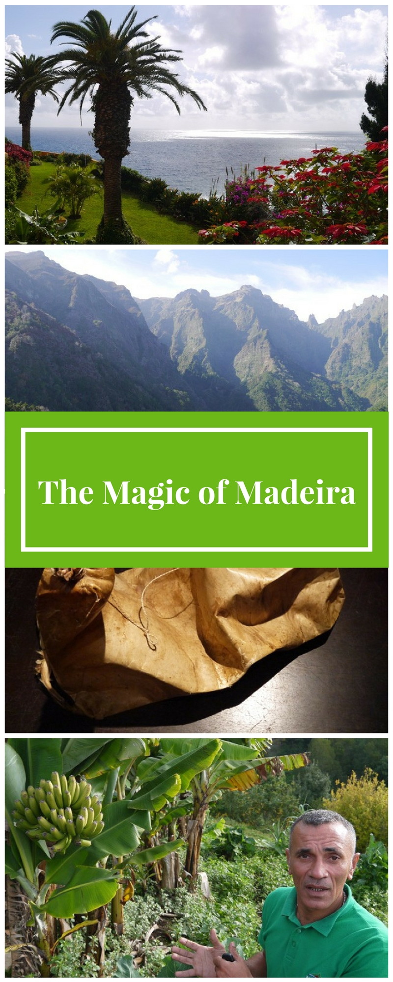 Madeira, Portugal - a Magical Island - Madeira Portugal Short Break