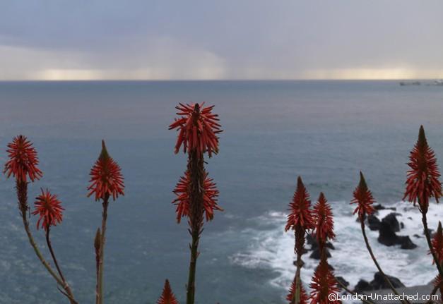 Madeira - storm brewing