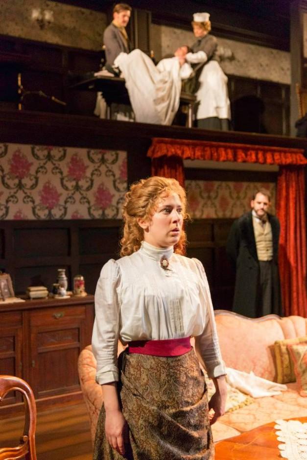 Natalie Casey in In The Next Room