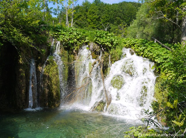 Plitvice Croatia - Waterfalls